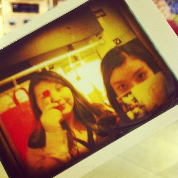 Photo taken at Lomography Gallery Store by Thailiny C. on 6/15/2013