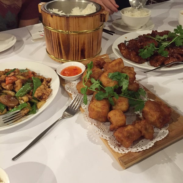 Chinese Food Restaurant On Wilson