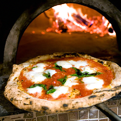 Located in the Materdei quarter, this Pizzeria is a real piece of history for the city of Naples, the pizza here is delicious. People who come all the way here to try it and never leave disappointed.