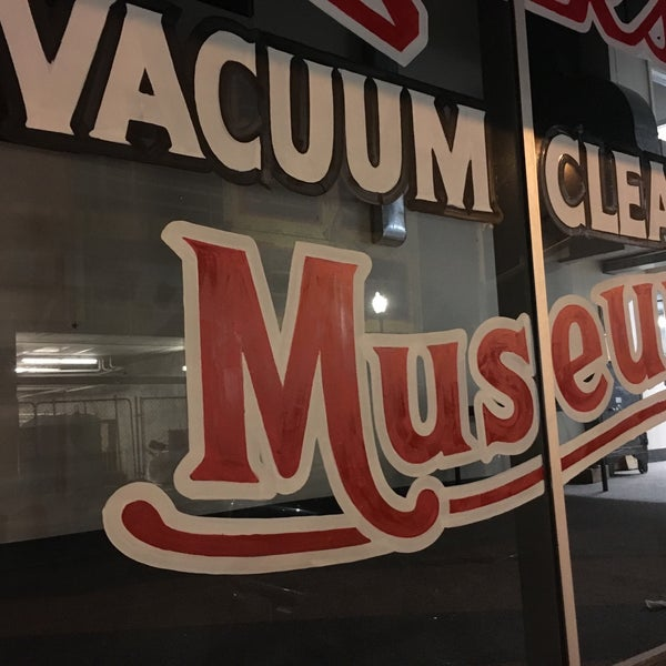 Photo Taken At Starks Vacuum Museum By H C On 3 1 2017