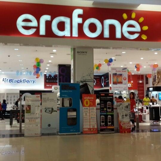Erafone megastore mall of indonesia stopboris Gallery