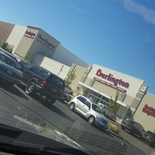Burlington com clothing store