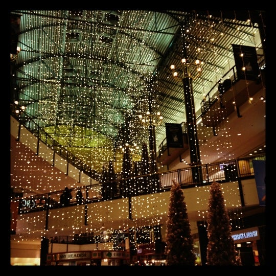 Photo taken at Mall of America by Lindsay on 11/30/2012