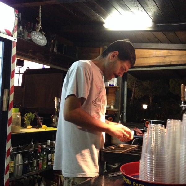 Photo taken at Taverna Bukowski by Francesco A. on 8/18/2014