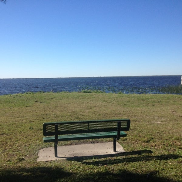 Places To Visit In Melbourne In August: Lake Washington Park
