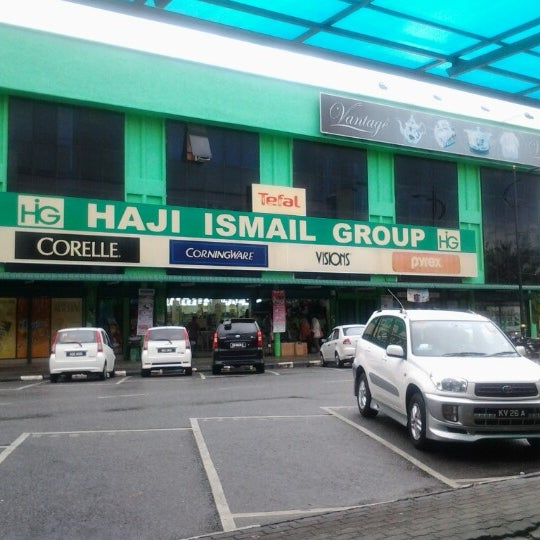 Photo taken at Haji Ismail Group by Mustadza M. on 9/26/2012