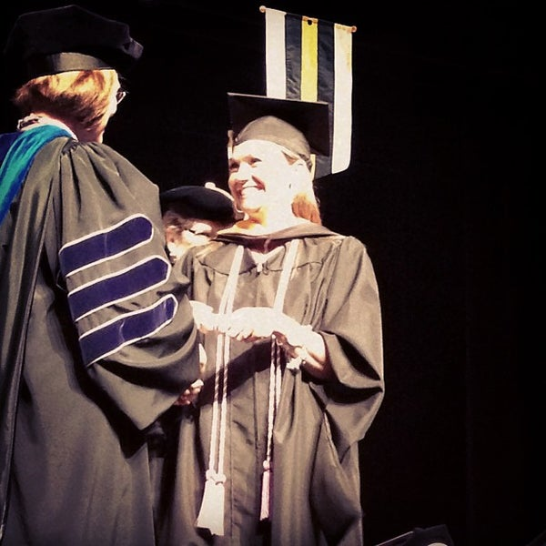 Photo taken at Lisner Auditorium by Laura P. on 5/17/2013