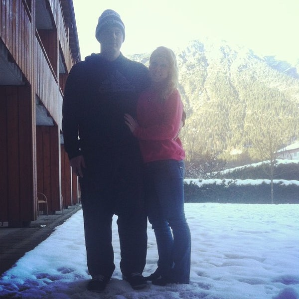 Photo taken at Edelweiss Lodge and Resort by Dallas T. on 12/3/2013