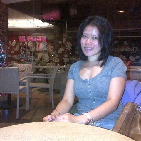 Photo taken at KOKIcafé by Irenne S. on 12/15/2012