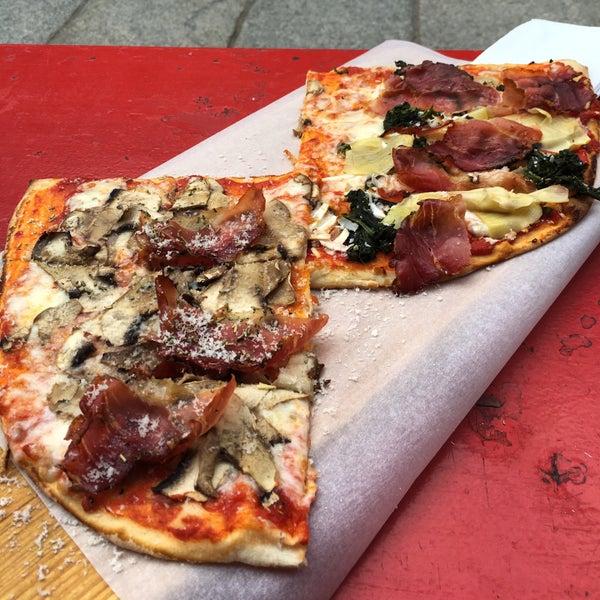Berlin pizza heaven!