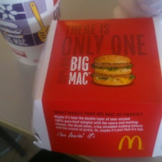 Photo taken at McDonald's by Shafiraa N. on 7/29/2014