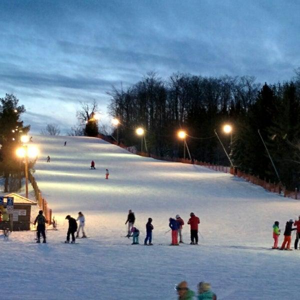 Photo taken at Chicopee Ski & Summer Resort by Rafael P. on 1/25/2015