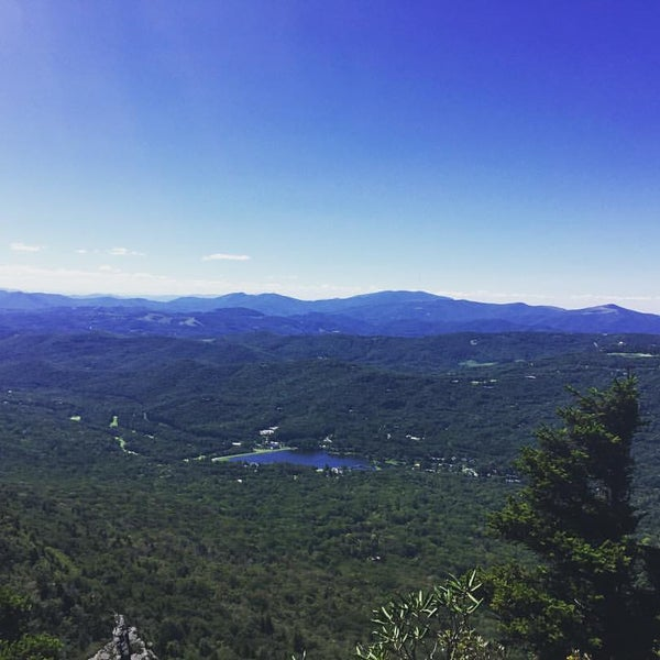 Photo taken at Grandfather Mountain by Nichole G. on 9/4/2016