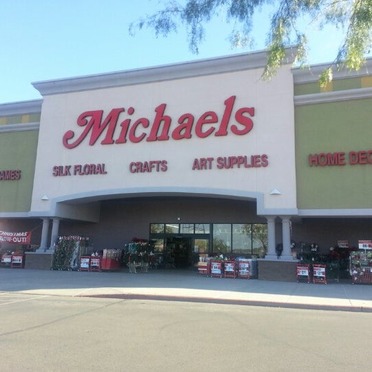 michaels arts crafts store in tucson