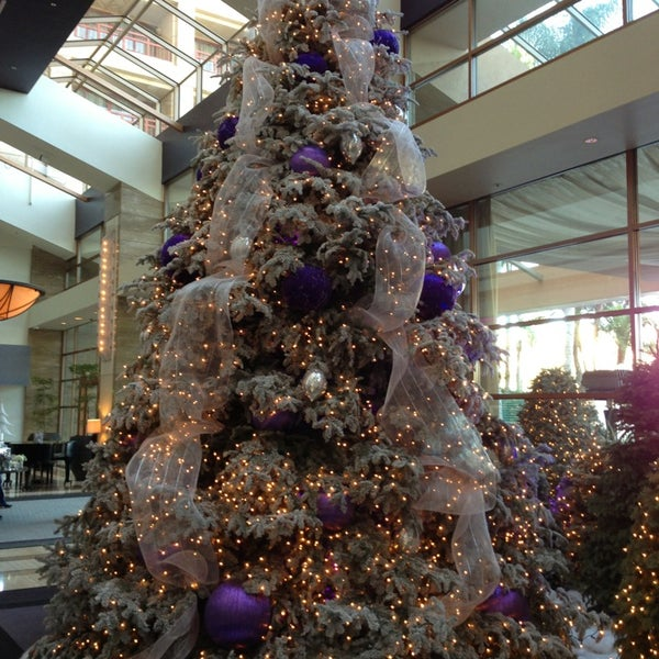 Photo taken at InterContinental Los Angeles Century City by Alaa O. on 12/27/2012