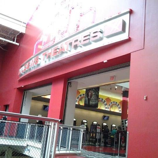 Photo taken at AMC Loews Palisades Center 21 by Jannx B. on 12/28/2012