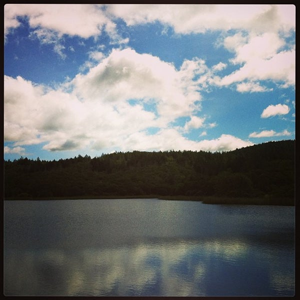 Photo taken at Lake Ilsanjo by Dave B. on 5/26/2013
