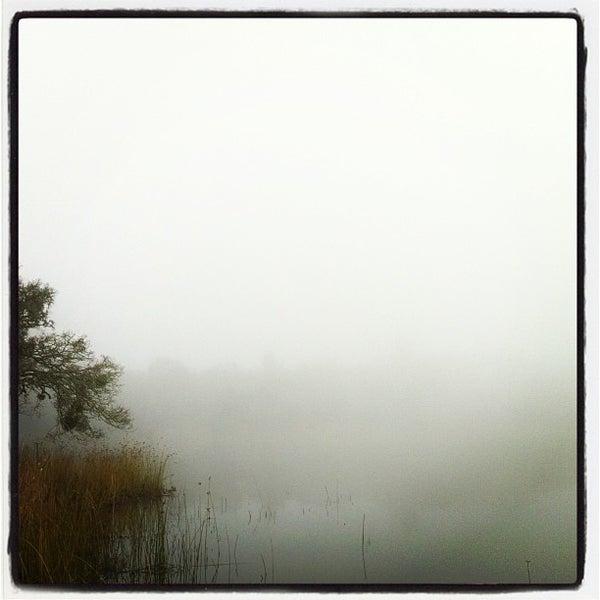 Photo taken at Lake Ilsanjo by Dave B. on 2/2/2013