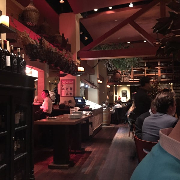 Photo taken at Kellari Taverna NY by Ludwig P. on 3/10/2017