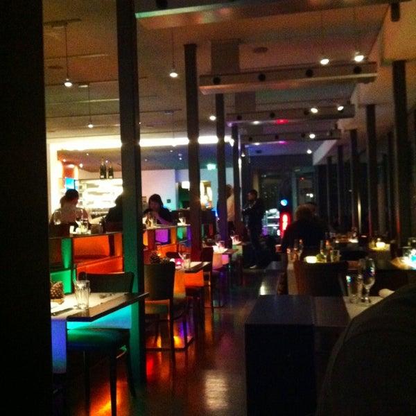 Das Foto wurde bei Restaurant Die Waid von Mariana J. am 1/13/2013 aufgenommen
