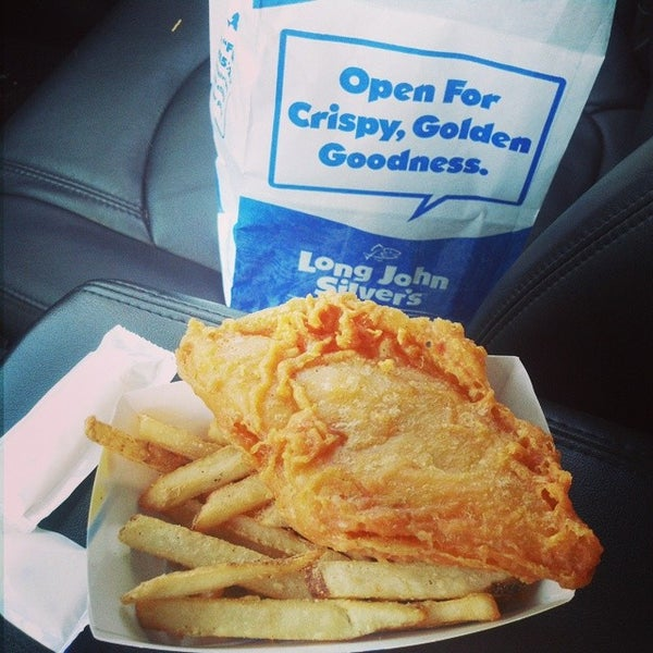 Long john silver 39 s 6 tips for What kind of fish does long john silver s use
