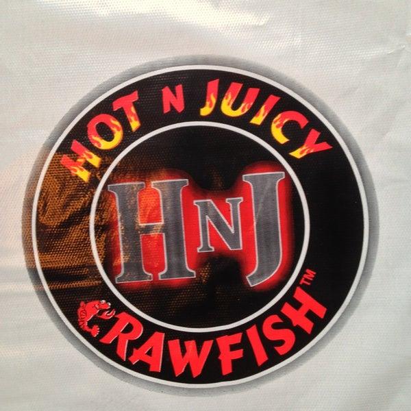 Photo taken at Hot N Juicy Crawfish by curtis f. on 6/30/2013