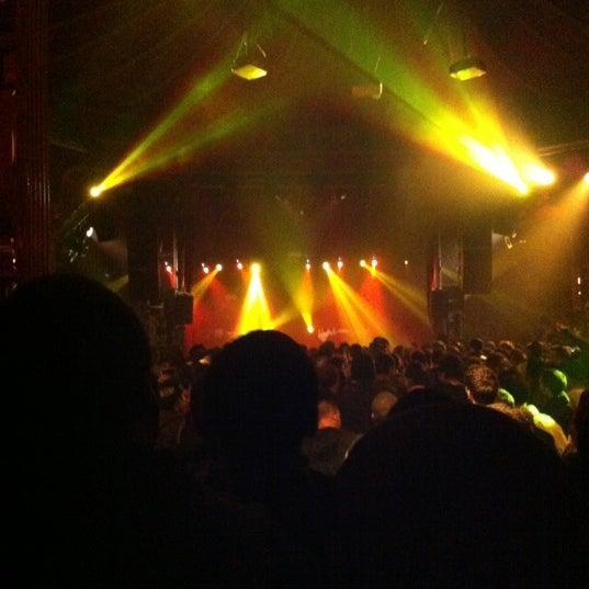 Снимок сделан в Cabaret Sauvage пользователем Adriano D. 12/9/2012