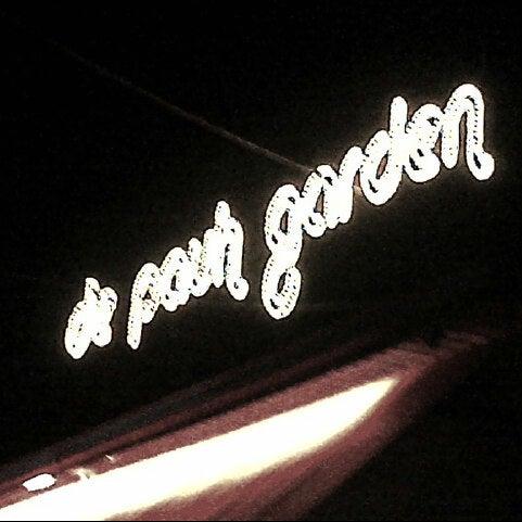 Photo taken at De Pauh Garden Restaurant & Cafe by Ebal R. on 4/13/2013