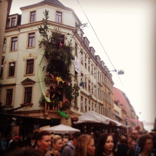 Photo taken at BRN - Bunte Republik Neustadt by Sascha H. on 6/14/2014