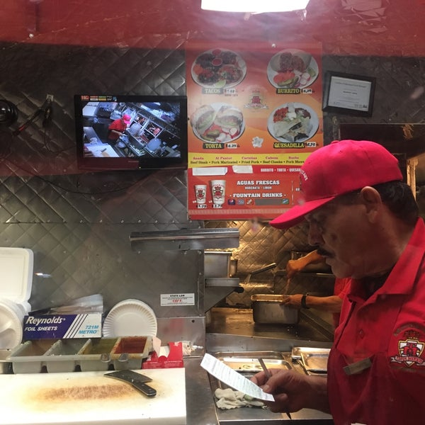 Photo taken at Javier's Tacos Mexico by Nancy H. on 10/27/2016