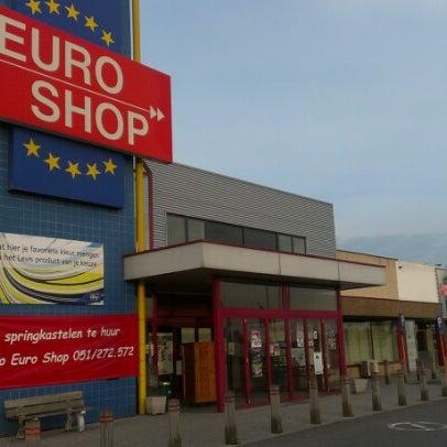 Euroshop - Roeselare, West-Flandern