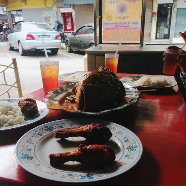 Photo taken at Bangsar Fish Head Corner by Amelya J. on 5/20/2017