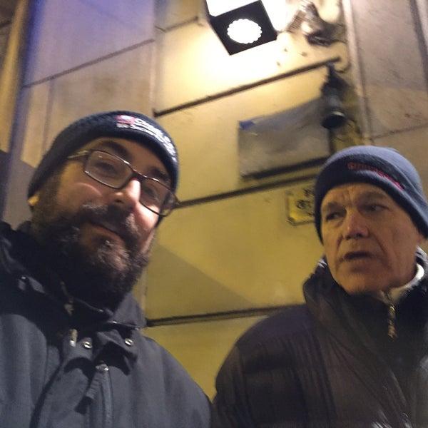 Photo taken at Il Grottino by Giorgio M. on 1/1/2015