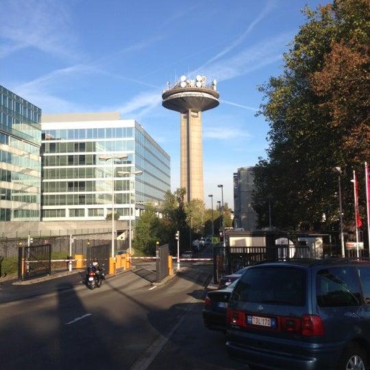 Photo prise au RTBF par Francois J. le10/31/2012