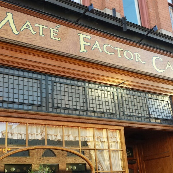 Photo taken at Mate Factor by Calvin R. on 11/2/2014