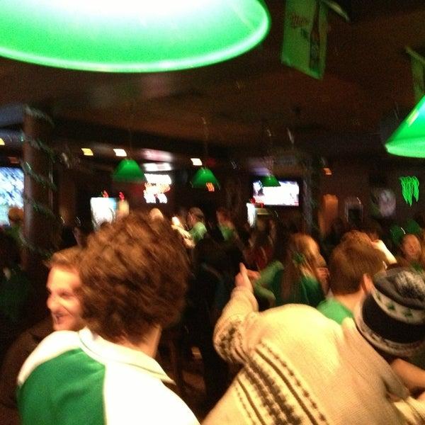 Photo taken at Murphy's Irish Pub by Danielle A. on 3/1/2013