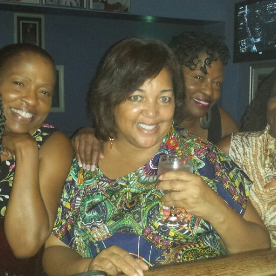 Photo taken at Place Lounge by Debbie on 8/14/2013