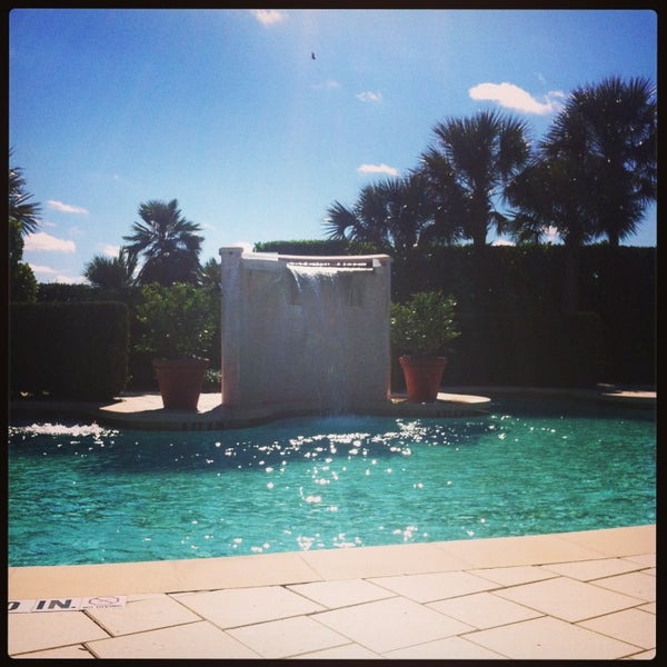 Photo taken at The Spa at Ponte Vedra Inn & Club by Eugenia A. on 2/8/2013