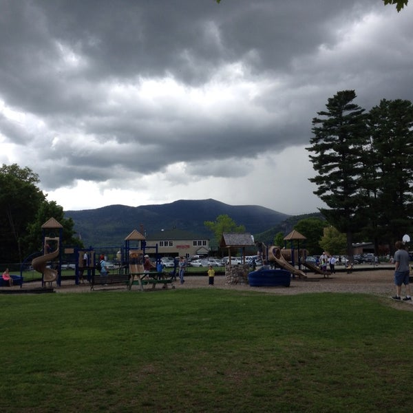 Photo taken at Schouler Park by Christina C. on 5/31/2014