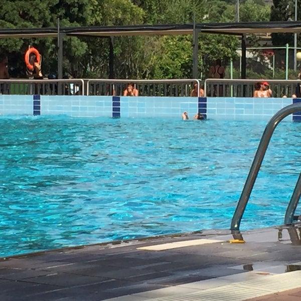 Polideportivo municipal jose mar a cagigal piscina en for Piscina municipal casa de campo