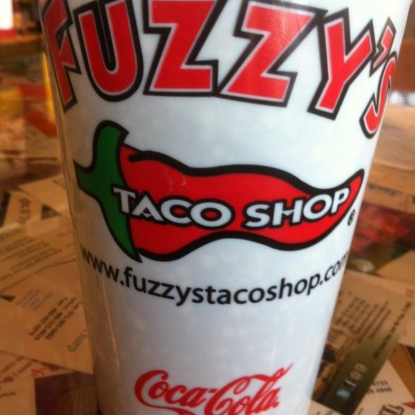 Photo taken at Fuzzy's Taco Shop by Scott S. on 5/12/2013
