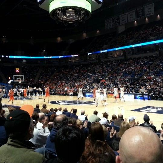 Photo taken at Bryce Jordan Center by Greg C. on 11/23/2012
