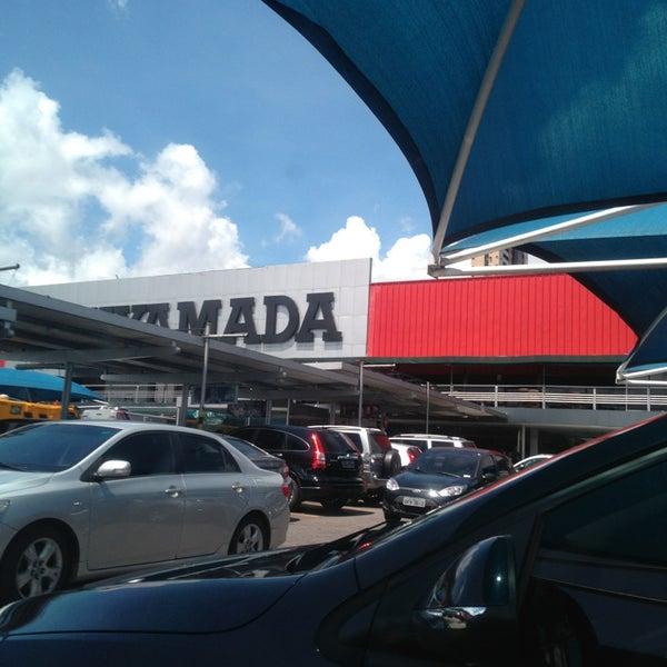Photo taken at Yamada Plaza by Ricardo A. on 5/17/2013