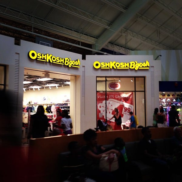 OshKosh outlet store locations
