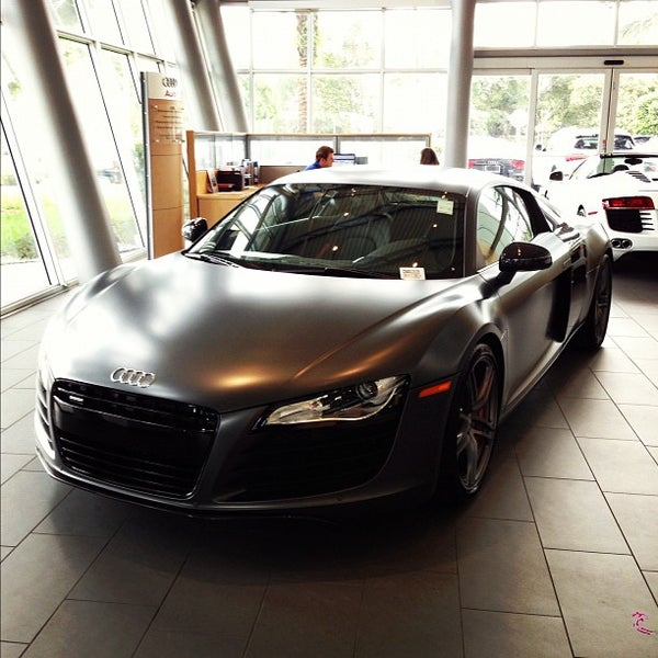 Photos At Audi Coral Springs Auto Dealership - Coral springs audi