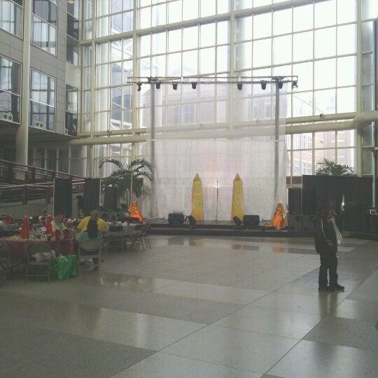 Photo taken at Mobile Government Plaza by Maranda J. on 1/26/2013