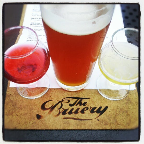 Photo taken at The Bruery Provisions by Steven T. on 11/2/2012