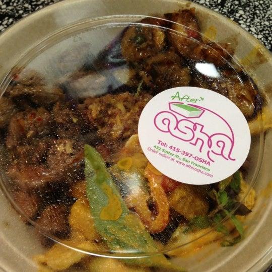 Thai Food On Sutter St
