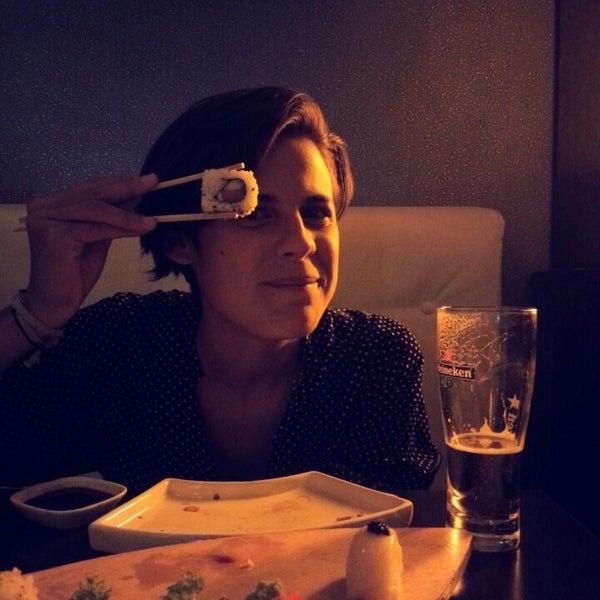 Con oferta de El Tenedor. Experiencia sushi 100% recomendable con @monocomebanana