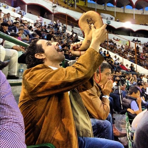 Foto tomada en Plaza de Toros Nuevo Progreso por Carlos G. el 11/5/2012